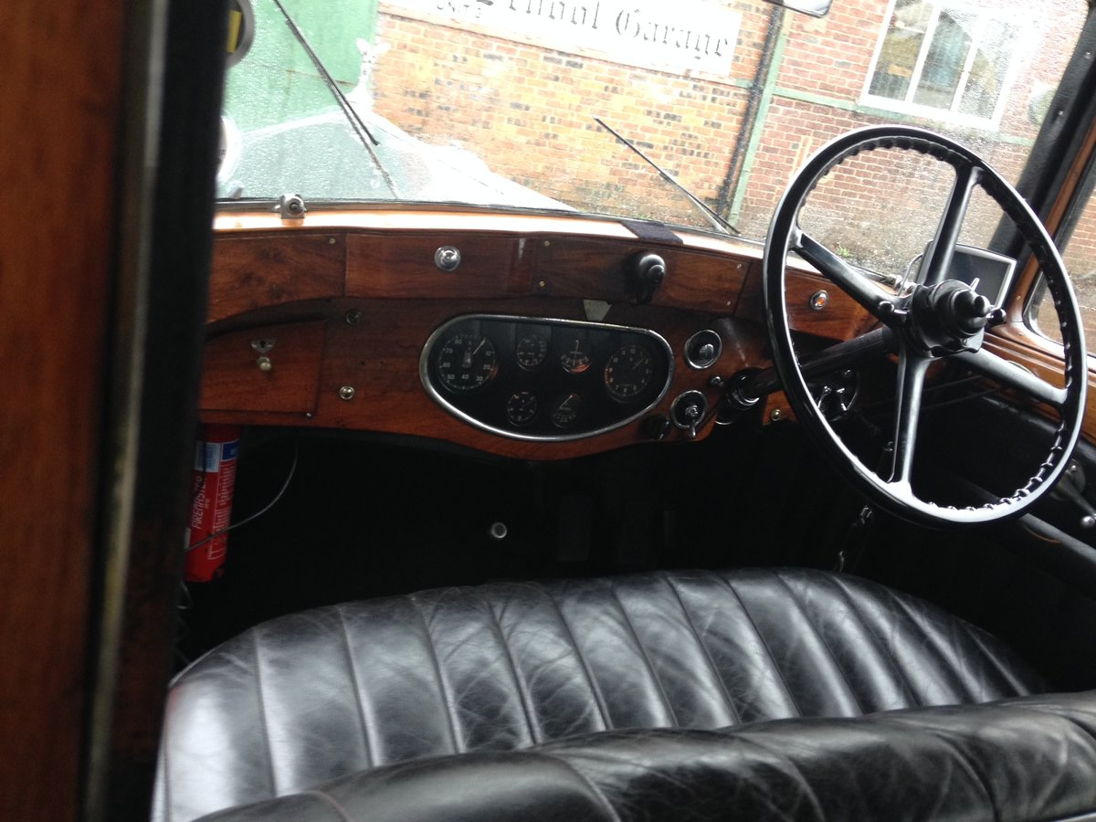 1934 Rolls Royce 20/25 Limousine For Sale (picture 3 of 6)