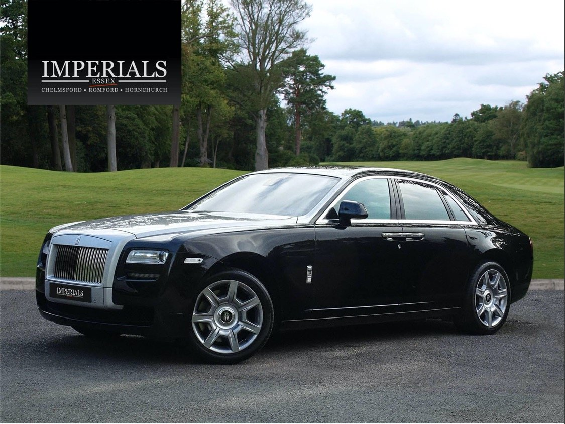 2014 Rolls Royce Ghost V12 SALOON LHD AUTO For Sale (picture 1 of 24)