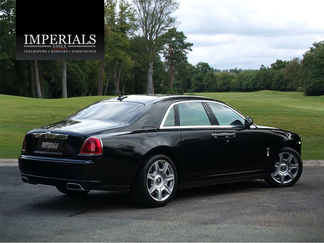2014 Rolls Royce Ghost V12 SALOON LHD AUTO For Sale (picture 5 of 24)