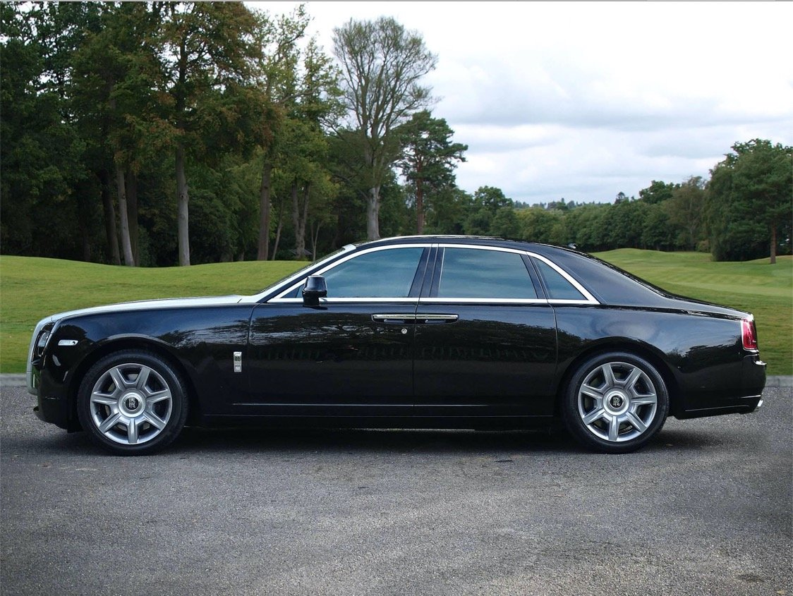 2014 Rolls Royce Ghost V12 SALOON LHD AUTO For Sale (picture 2 of 24)