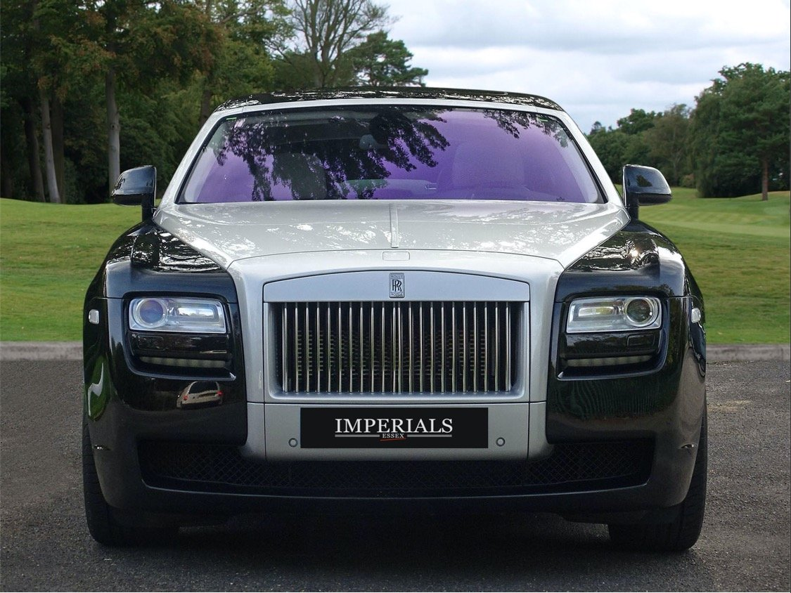 2014 Rolls Royce Ghost V12 SALOON LHD AUTO For Sale (picture 8 of 24)