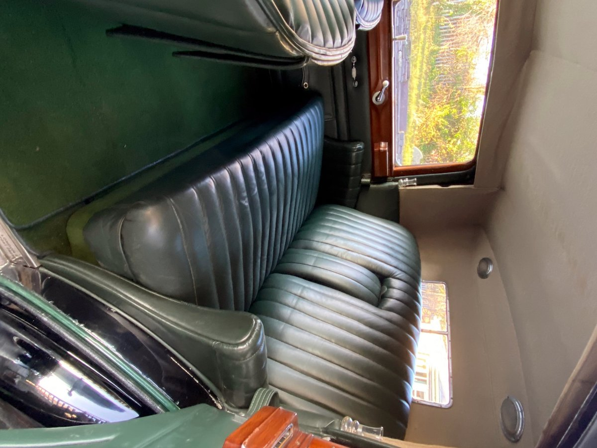 1933   20/25 Salmons 'Tickford' Cabriolet GRW52 For Sale (picture 6 of 6)