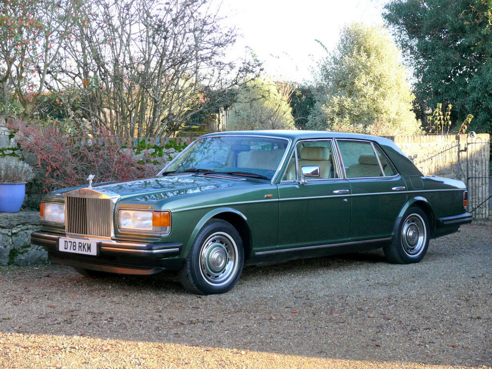 1987 Rolls-Royce Silver Spirit  For Sale (picture 1 of 6)