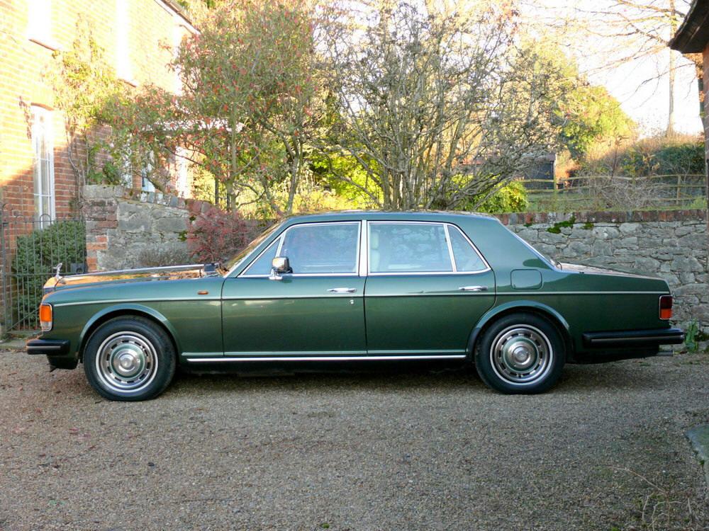 1987 Rolls-Royce Silver Spirit  For Sale (picture 2 of 6)