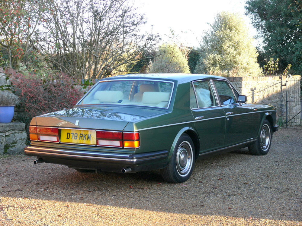1987 Rolls-Royce Silver Spirit  For Sale (picture 4 of 6)