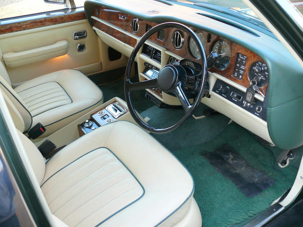 1987 Rolls-Royce Silver Spirit  For Sale (picture 5 of 6)