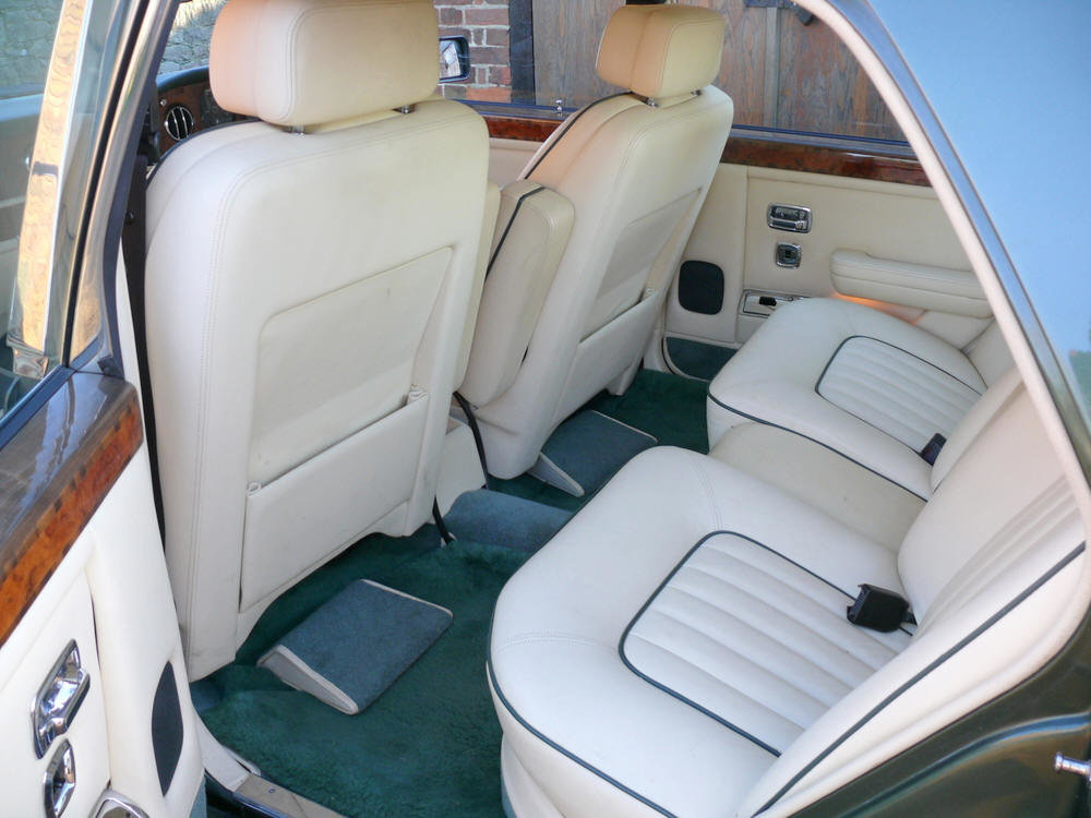 1987 Rolls-Royce Silver Spirit  For Sale (picture 6 of 6)