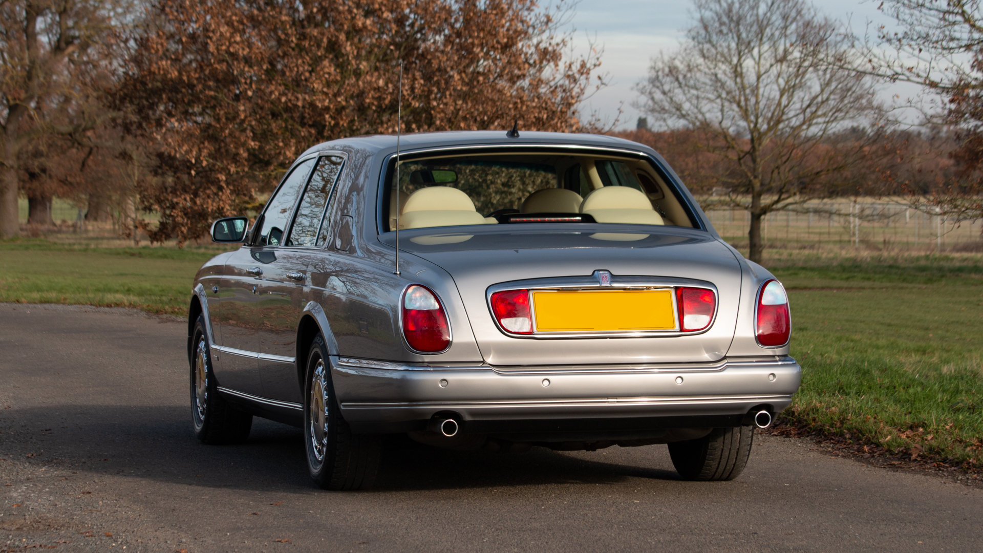 2002 Last of Line Rolls Royce Silver Seraph For Sale (picture 2 of 6)
