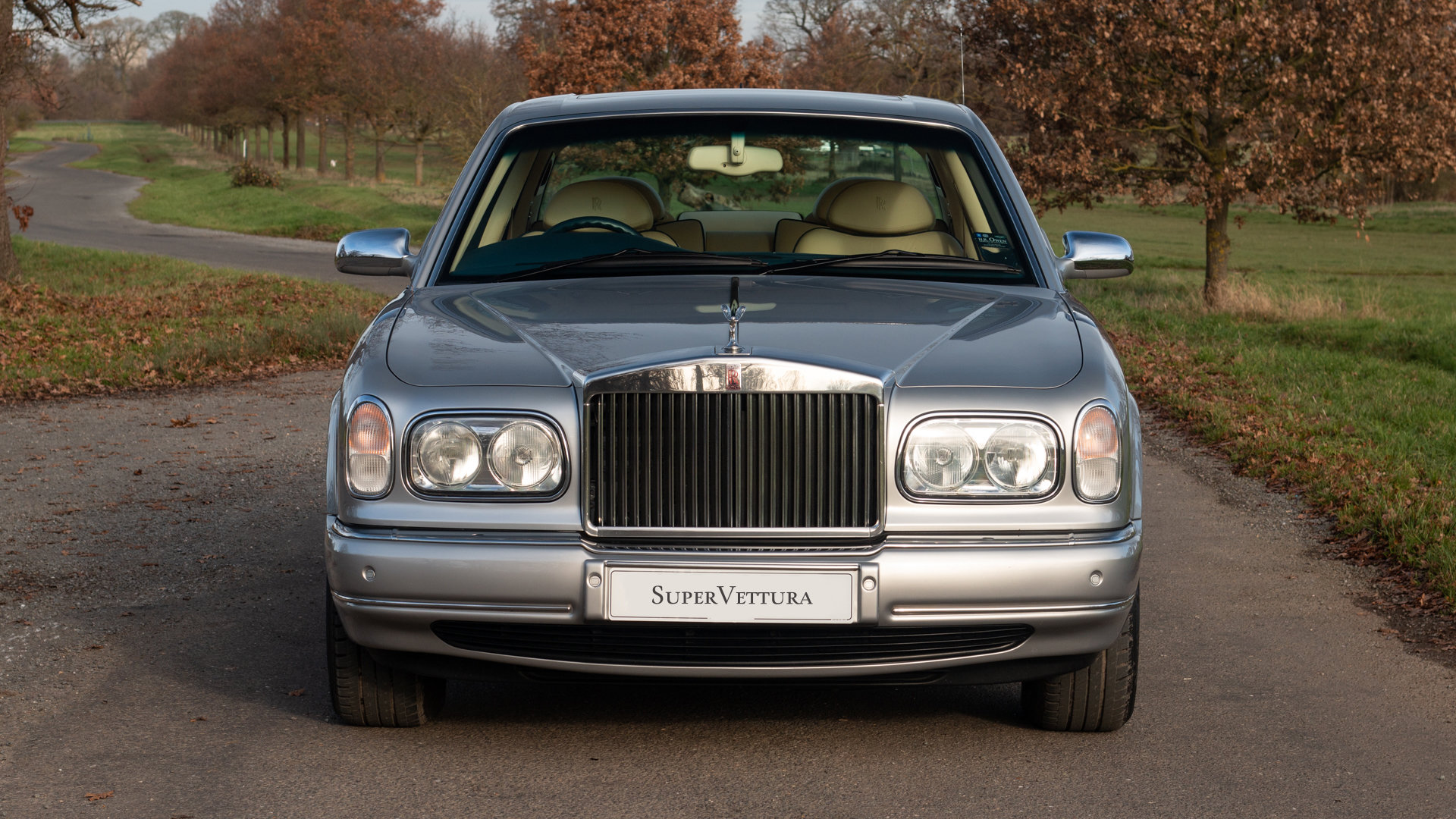 2002 Last of Line Rolls Royce Silver Seraph For Sale (picture 3 of 6)