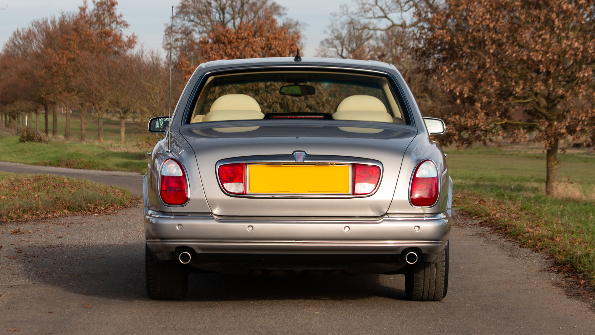 2002 Last of Line Rolls Royce Silver Seraph For Sale (picture 4 of 6)