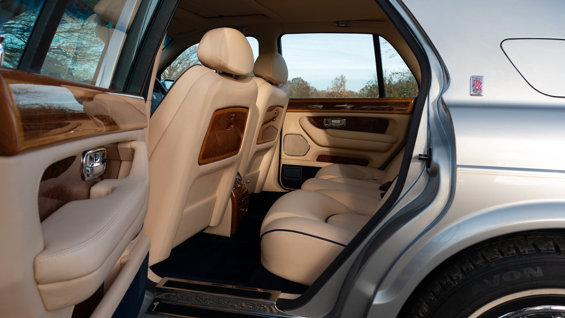 2002 Last of Line Rolls Royce Silver Seraph For Sale (picture 6 of 6)