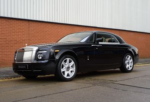 2008 Rolls-Royce Phantom Coupe (LHD) For Sale