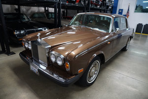 Orig CA 1976 Rolls Royce Silver Shadow with 36K orig miles