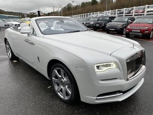 2017 ROLLS-ROYCE DAWN 6.6 V12 Cost £336,670 only 500 miles!