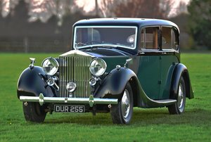 Picture of 1938 Rolls Royce Phantom 3 Windovers Limousine For Sale