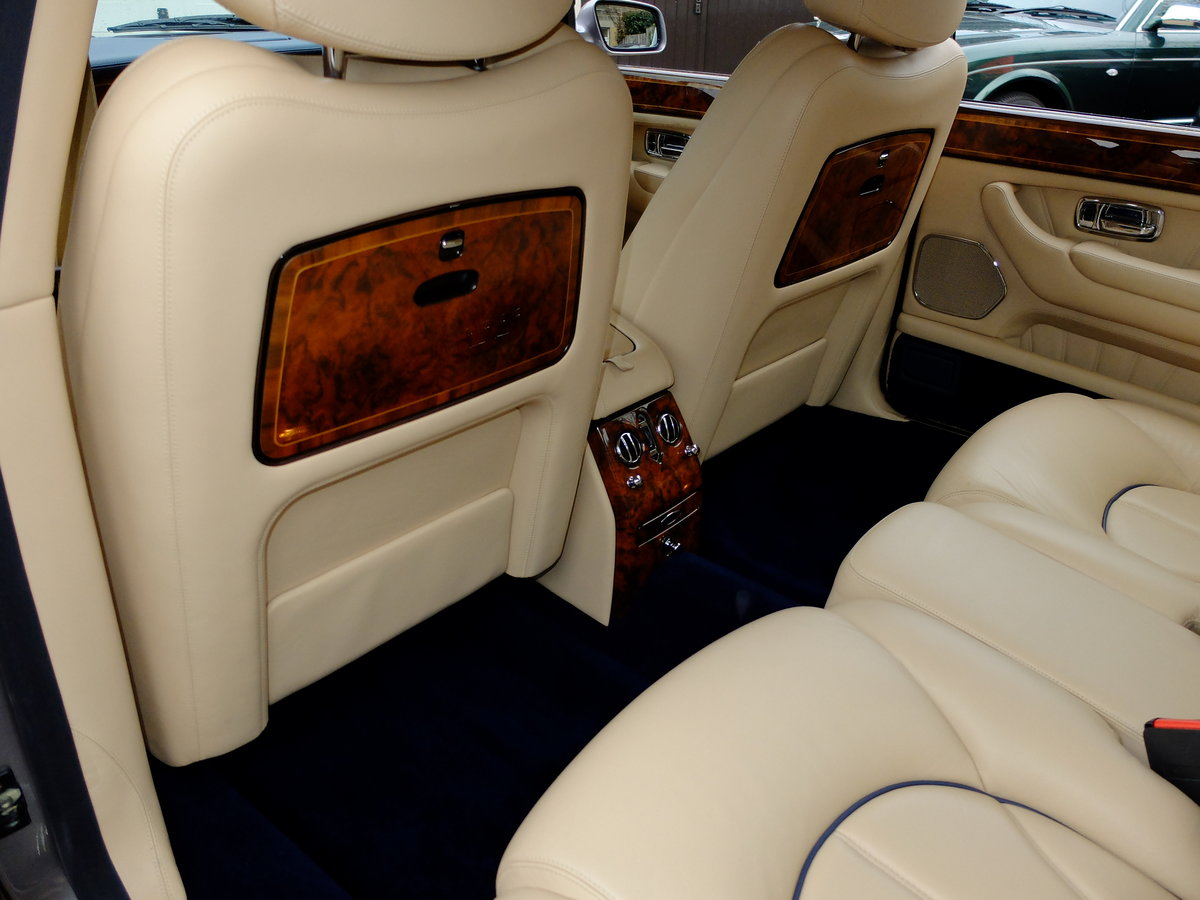 2001 ROLLS SILVER SERAPH - STUNNING - JUST 12K MILES ! SOLD (picture 5 of 6)