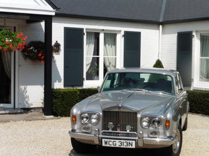 RR Silver Shadow 1 For Sale by Long Term Owner