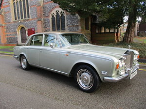 ROLLS ROYCE SILVER SHADOW 1 1976  77,100 MILES STUNNING For Sale