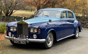 1963 Rolls-Royce Silver Cloud III Saloon SDW599 For Sale