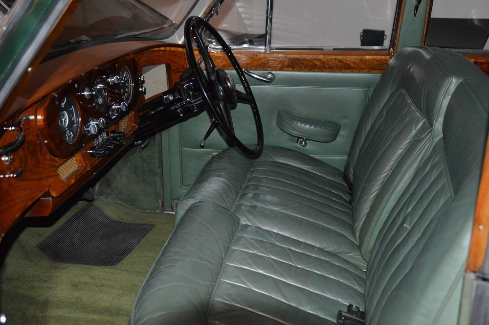 1956 (940)  Rolls-Royce Silver Cloud I Sports Saloon  For Sale (picture 6 of 6)