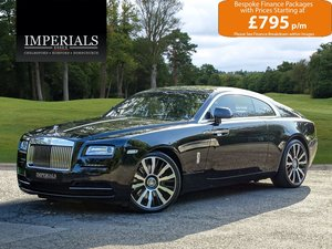 2016 ROLLS ROYCE  WRAITH  V12 COUPE AUTO  139,948 For Sale