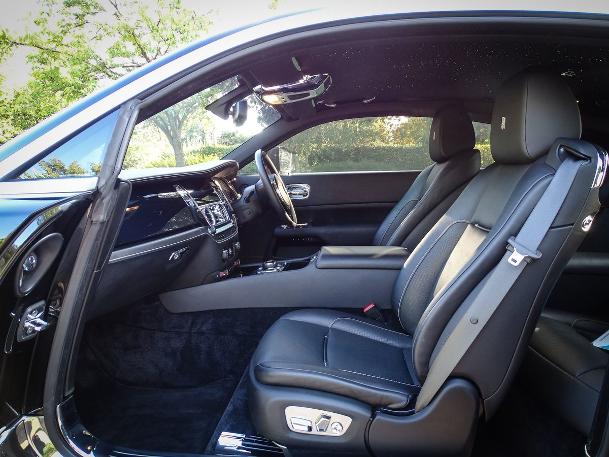 2016 ROLLS ROYCE  WRAITH  V12 COUPE AUTO  139,948 For Sale (picture 3 of 24)
