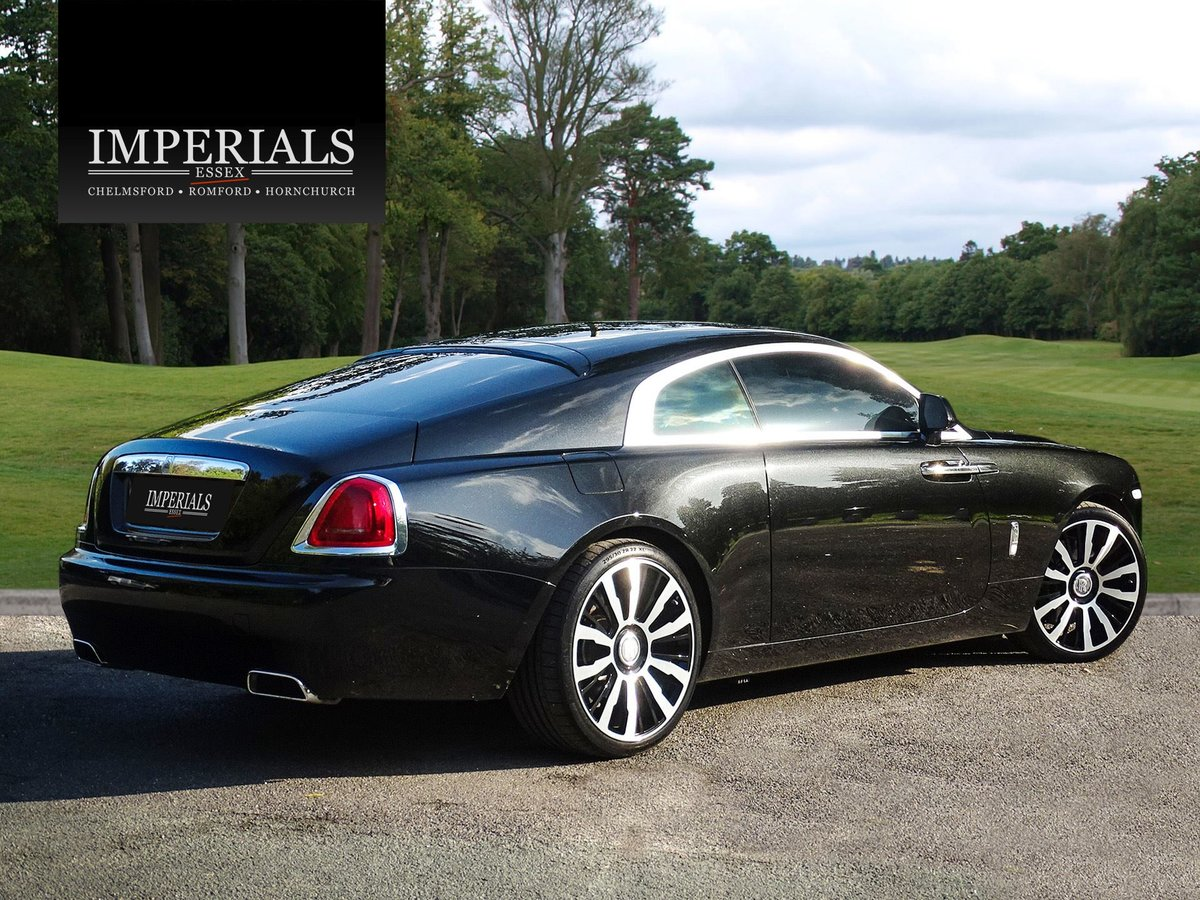 2016 ROLLS ROYCE  WRAITH  V12 COUPE AUTO  139,948 For Sale (picture 4 of 24)