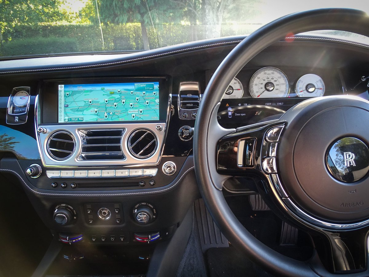 2016 ROLLS ROYCE  WRAITH  V12 COUPE AUTO  139,948 For Sale (picture 10 of 24)