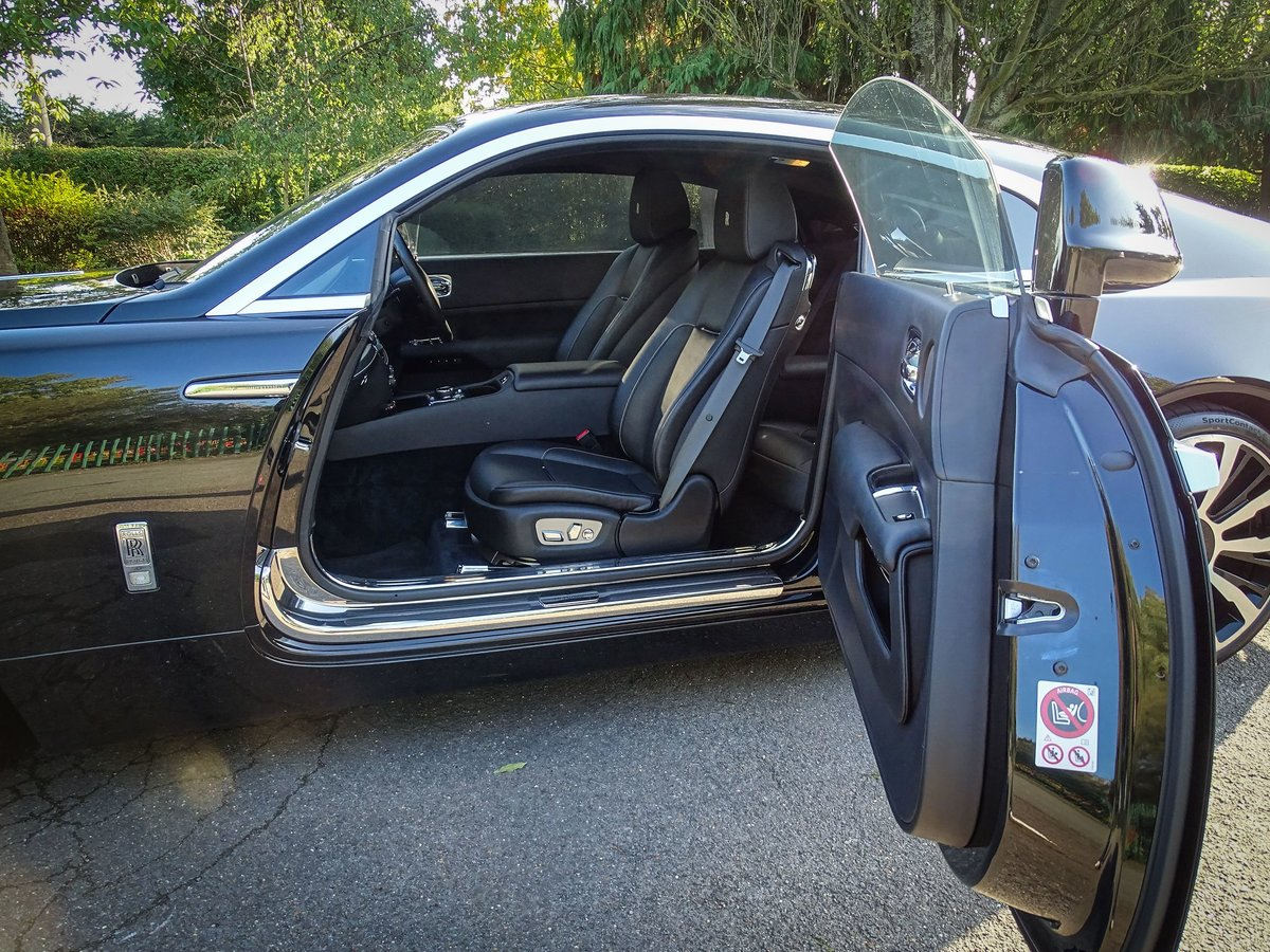 2016 ROLLS ROYCE  WRAITH  V12 COUPE AUTO  139,948 For Sale (picture 13 of 24)