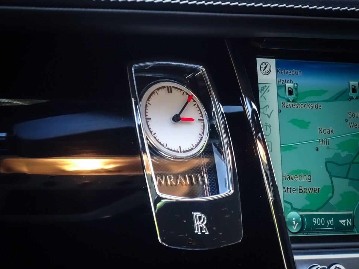 2016 ROLLS ROYCE  WRAITH  V12 COUPE AUTO  139,948 For Sale (picture 18 of 24)
