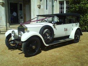 1928 rolls-royce park ward tourer