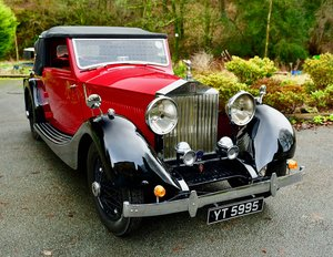 1927 Rolls Royce 20hp 3 position drophead by Southern
