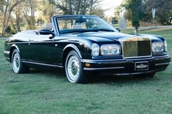 2001 Rolls-Royce Corniche Convertible clean Black(~)Tan $98.