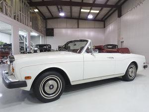 1979 Rolls-Royce Corniche Convertible For Sale