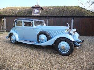 1933 Rolls-Royce Phantom II Continental  For Sale
