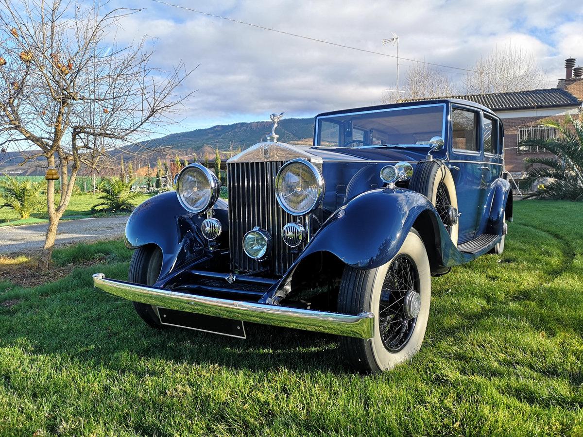 Rolls Royce Phantom II Park Ward Limousine