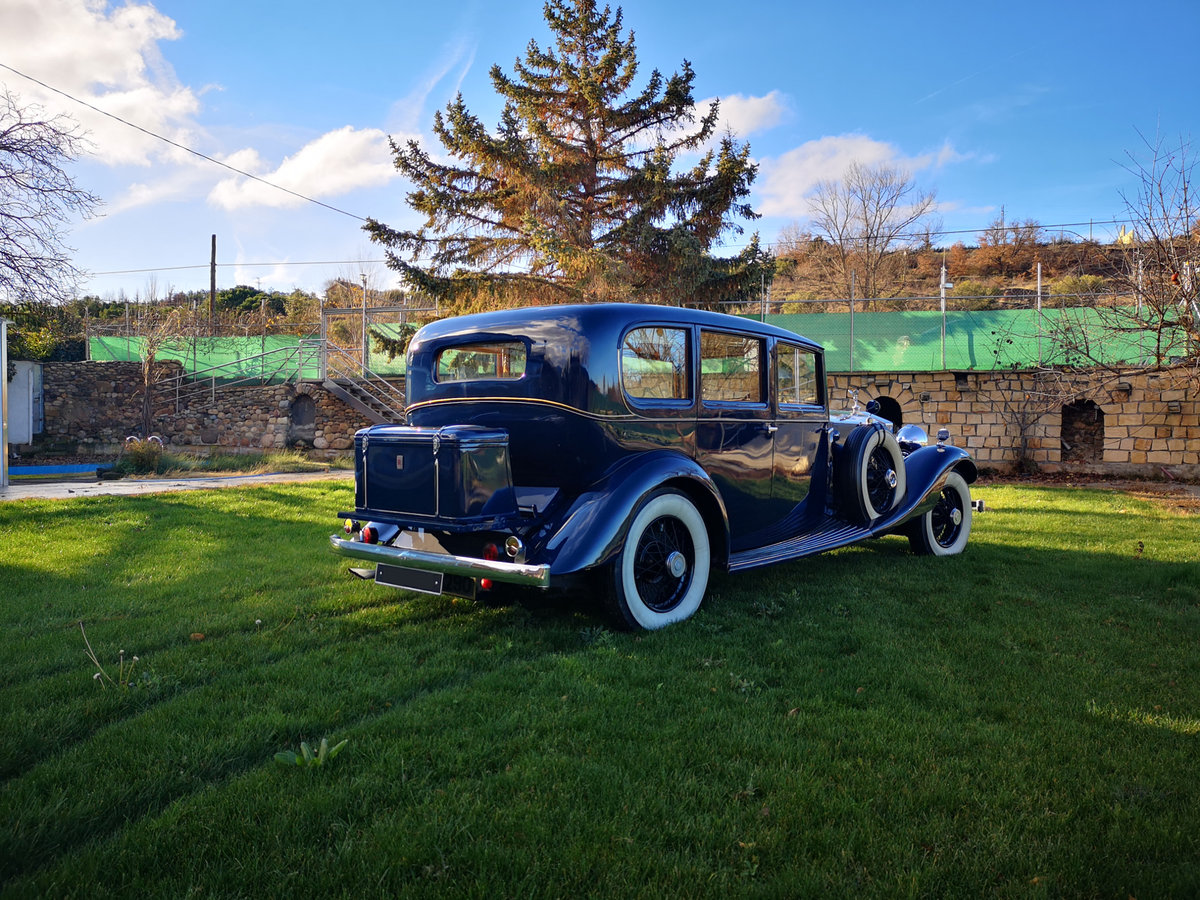 1934 Rolls Royce Phantom II Park Ward Limousine For Sale (picture 2 of 2)