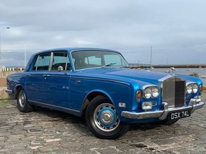 1973 Rolls-royce silver shadow 6.8 i 4dr For Sale