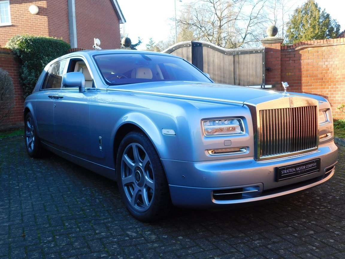 2016 Rolls Royce Phantom For Sale (picture 1 of 20)
