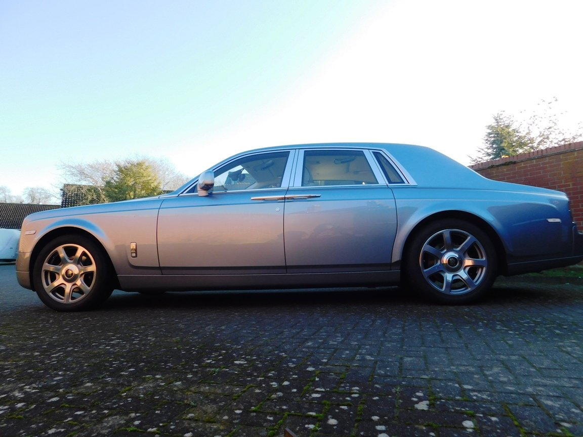 2016 Rolls Royce Phantom For Sale (picture 4 of 20)