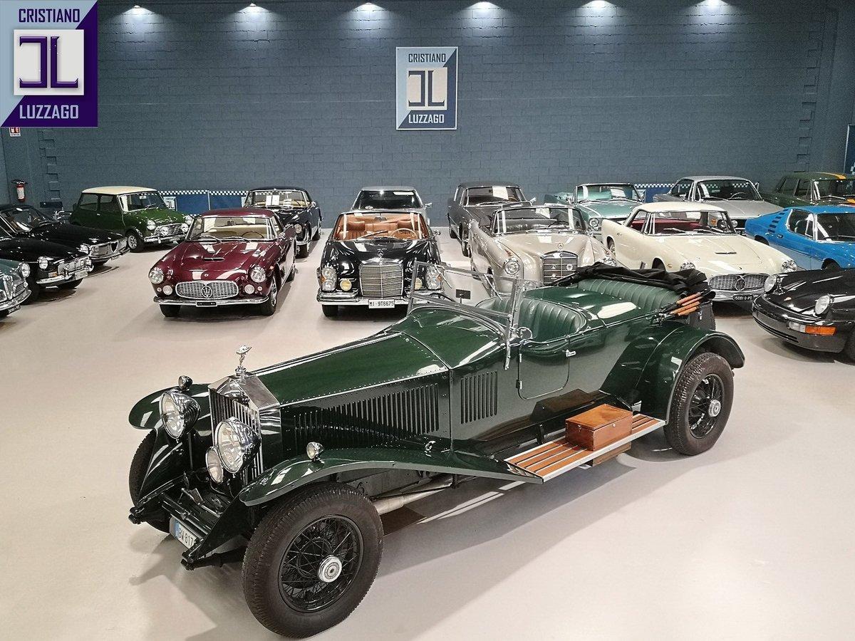 1930 ROLLS ROYCE PHANTOM II SPORT TOURER For Sale (picture 1 of 6)