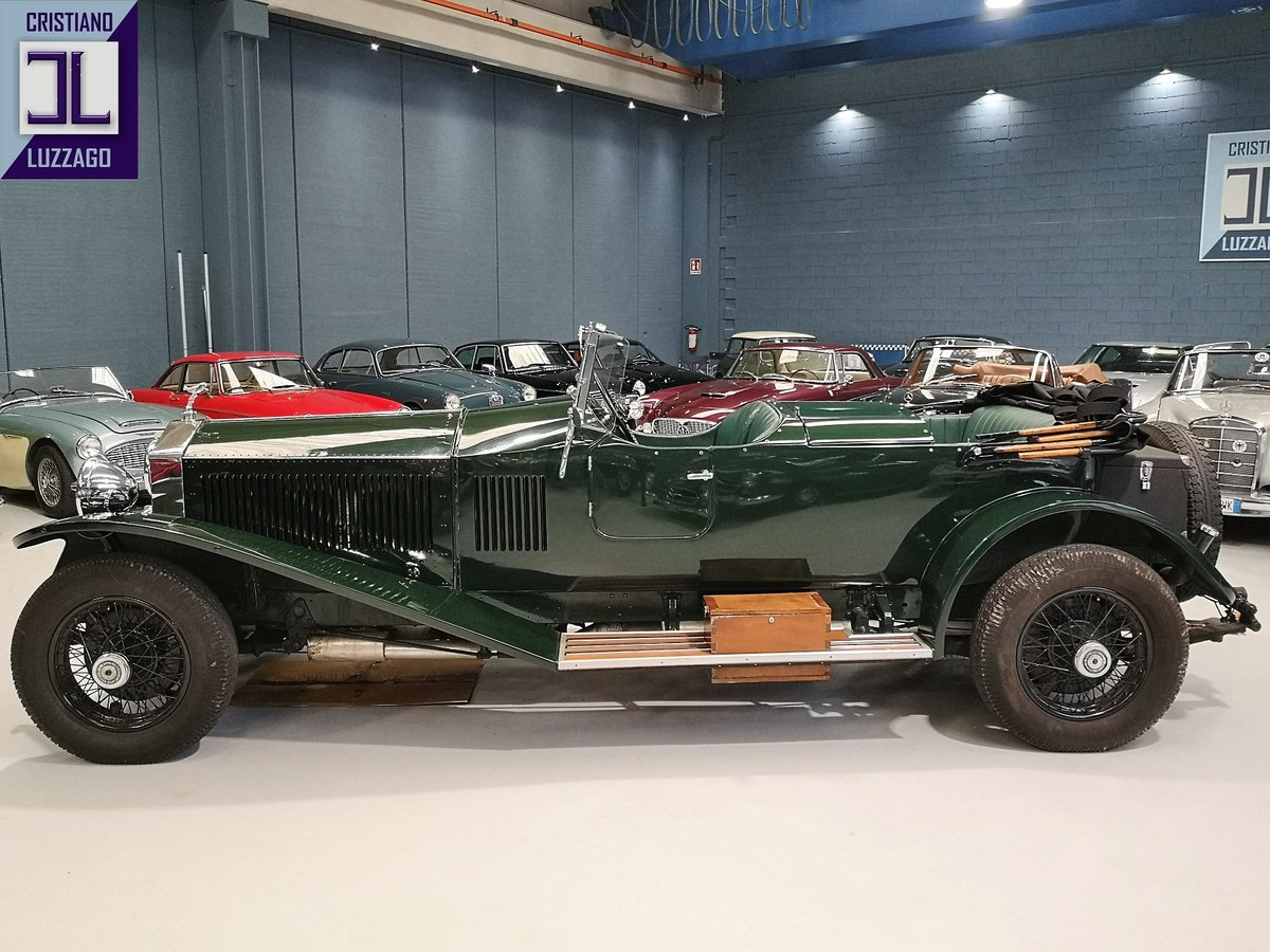 1930 ROLLS ROYCE PHANTOM II SPORT TOURER For Sale (picture 2 of 6)