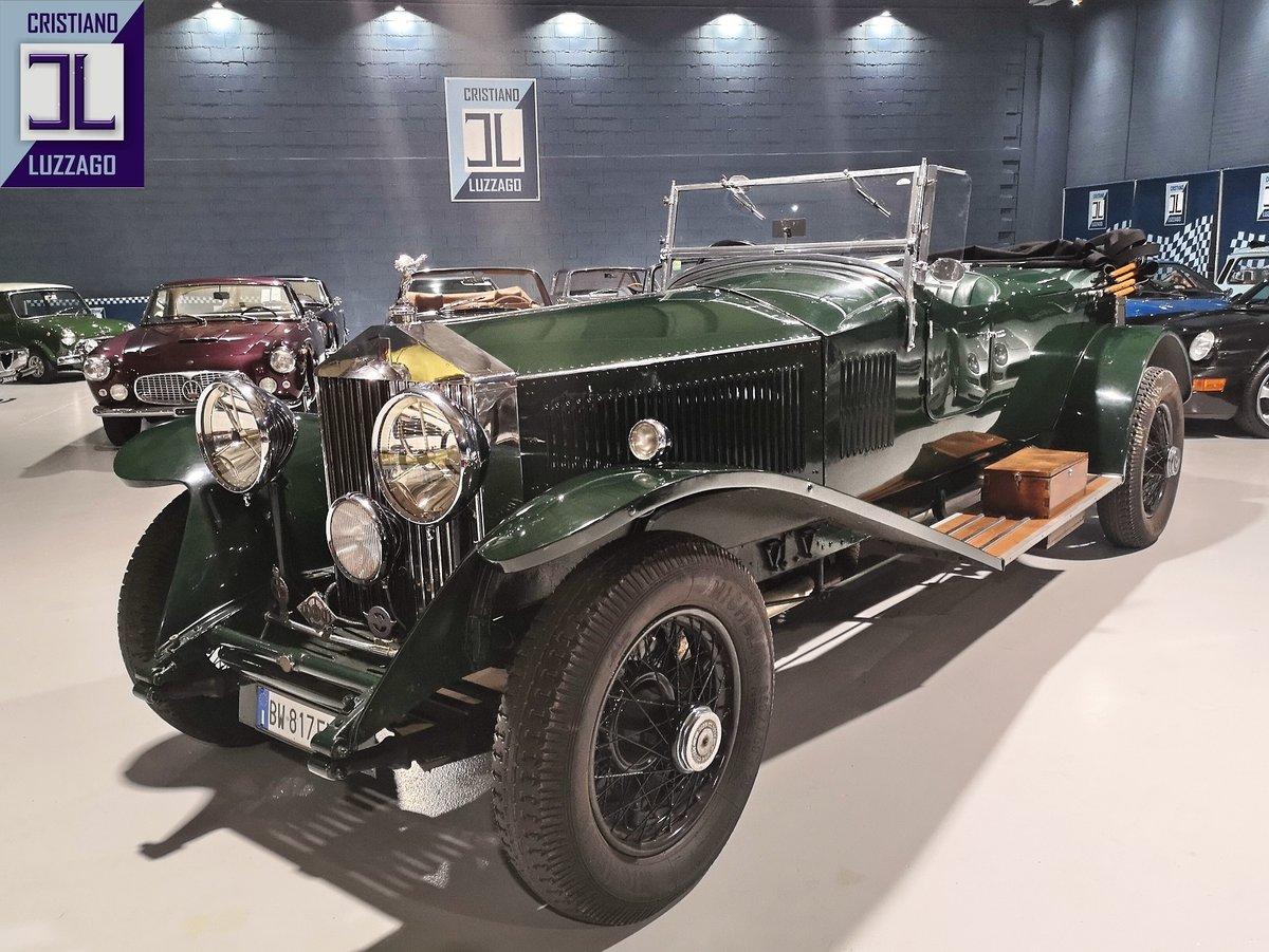 1930 ROLLS ROYCE PHANTOM II SPORT TOURER For Sale (picture 3 of 6)