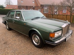 1987 Rolls Royce Spirit For Sale by Auction