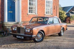 1980 Rolls Royce Silver Shadow II ,
