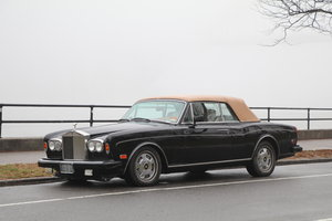 # 23183 Highly Collectible 1991 Rolls-Royce Corniche III For Sale
