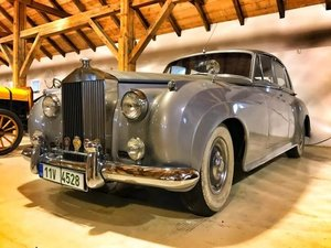 1957 Rolls Royce Silver Cloud S1