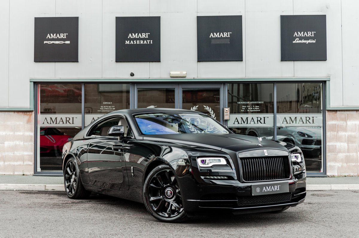 2017 Rolls Royce Wraith For Sale (picture 1 of 6)
