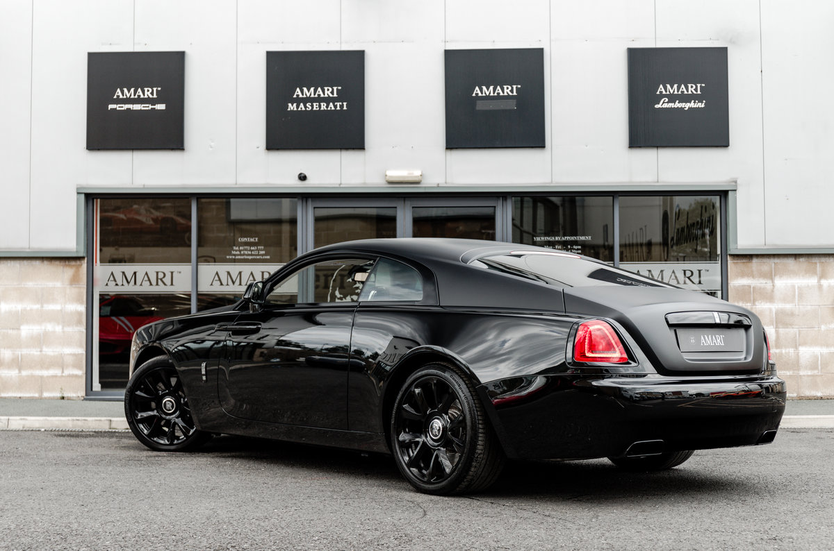 2017 Rolls Royce Wraith For Sale (picture 3 of 6)