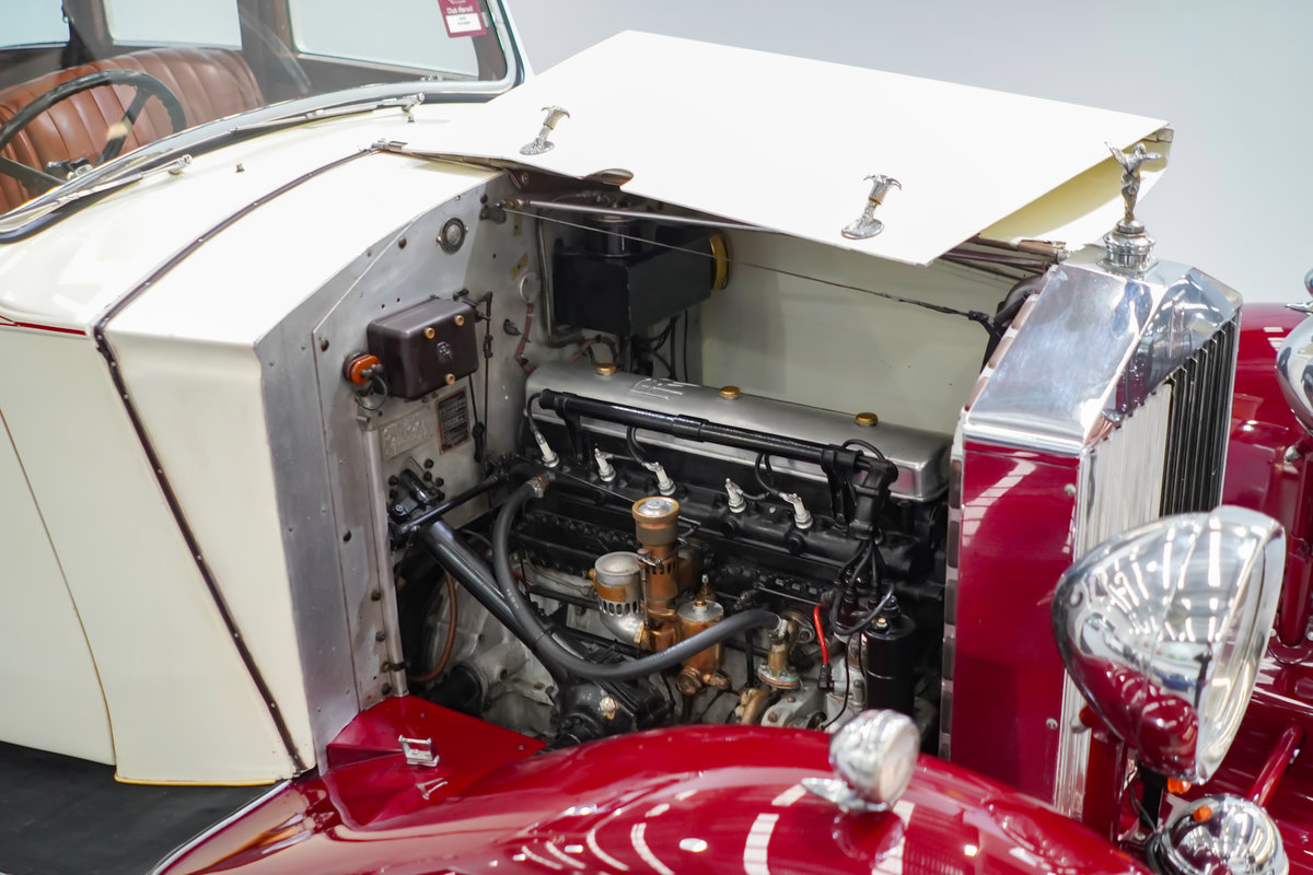 1927 Rolls-Royce 20HP - Fully restored and superb driver. SOLD (picture 5 of 6)